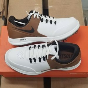 Nike Air Zoom Accurate Summit White Golf Shoes